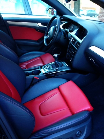 Picture of 2012 Audi S4 3.0T Quattro Premium Plus, interior