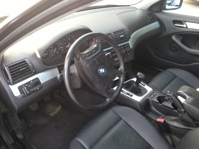 Attractive Picture Of 2000 BMW 3 Series 328i Sedan RWD, Interior, Gallery_worthy