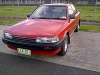 1990 Toyota Camry STD, Camry 1990 Executive 2ltr Auto+A/C - one neat ride., exterior