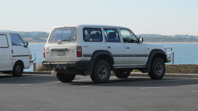 Picture of 1993 Toyota Land Cruiser
