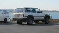 1993 Toyota Land Cruiser Picture Gallery