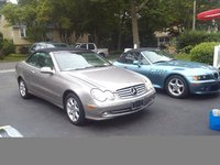 Picture of 2004 Mercedes-Benz CLK-Class CLK 320 Cabriolet, exterior, gallery_worthy