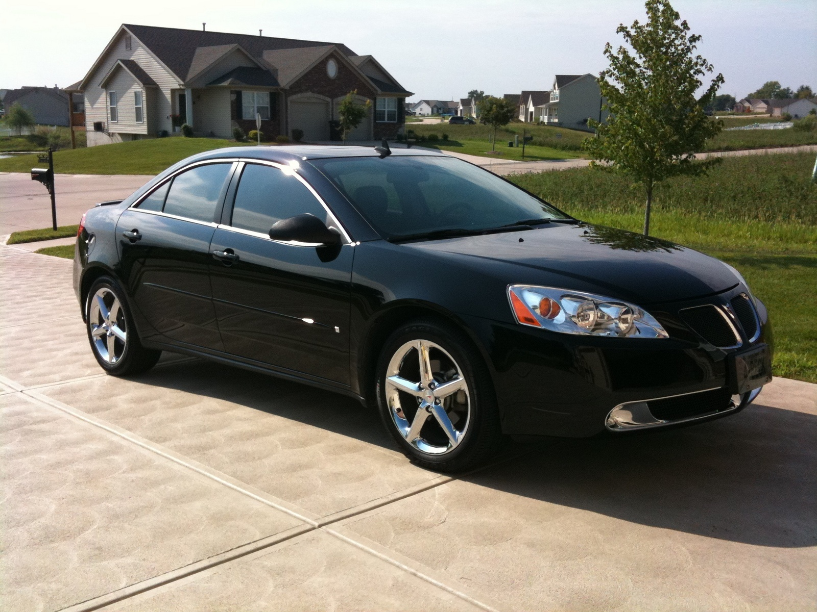 2007 pontiac g8 related infomation specifications weili automotive network. Black Bedroom Furniture Sets. Home Design Ideas