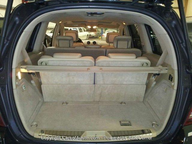 2007 Mercedes Benz Gl Class Interior Pictures Cargurus
