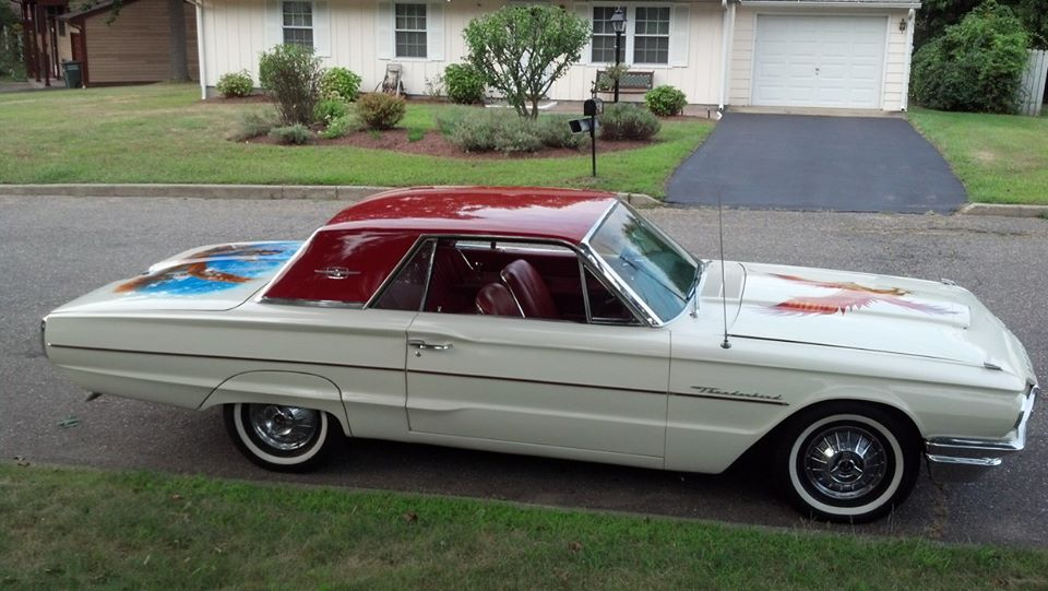 Home   Research   Ford   Thunderbird   1964Ford Thunderbird 1964