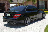Picture of 2010 Mercedes-Benz C-Class C 63 AMG, exterior, gallery_worthy