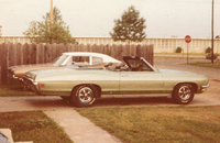1970 Pontiac Catalina, Beautiful fun car to drive, exterior, gallery_worthy