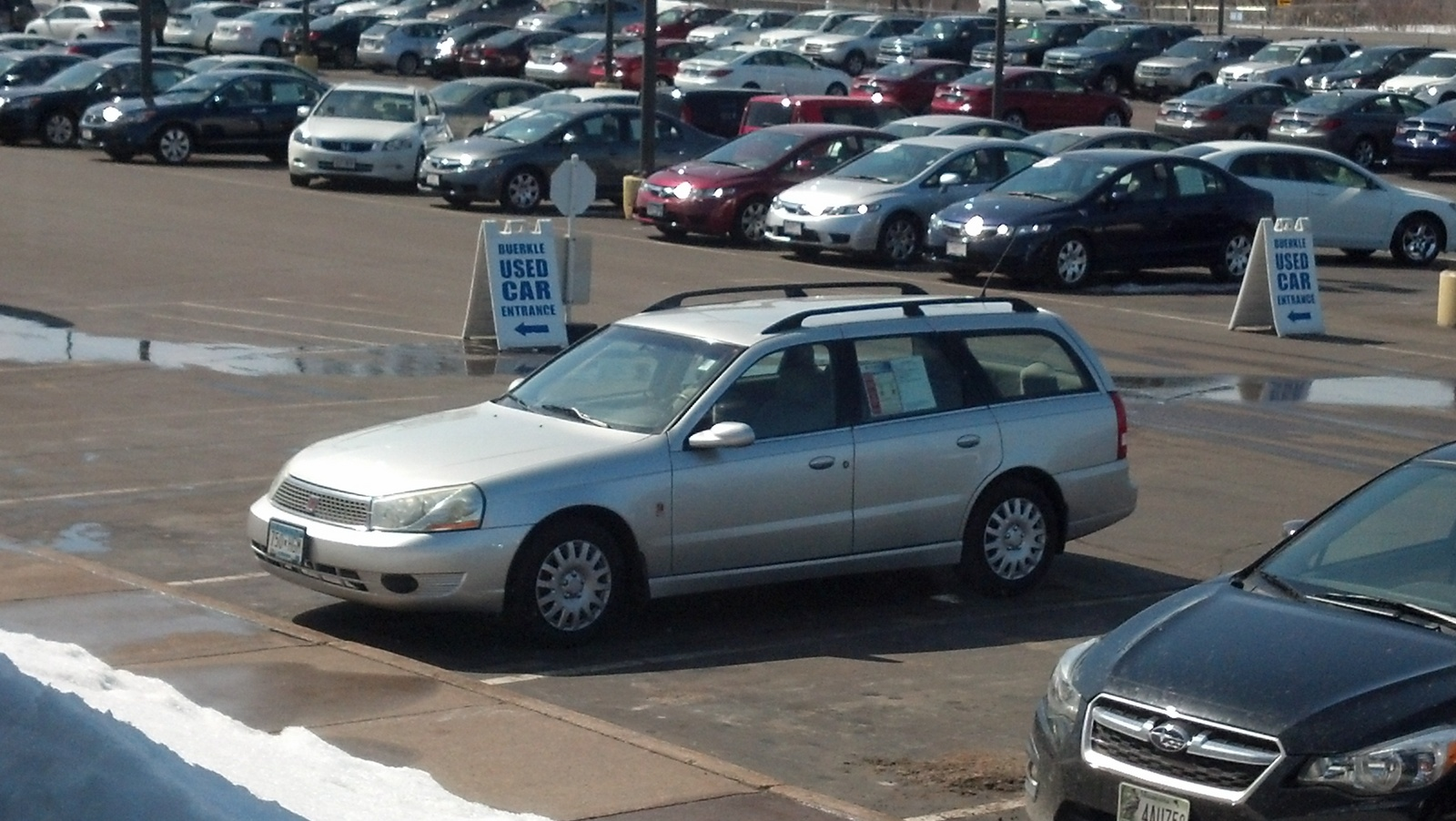 2005 Saturn L300 - Overview