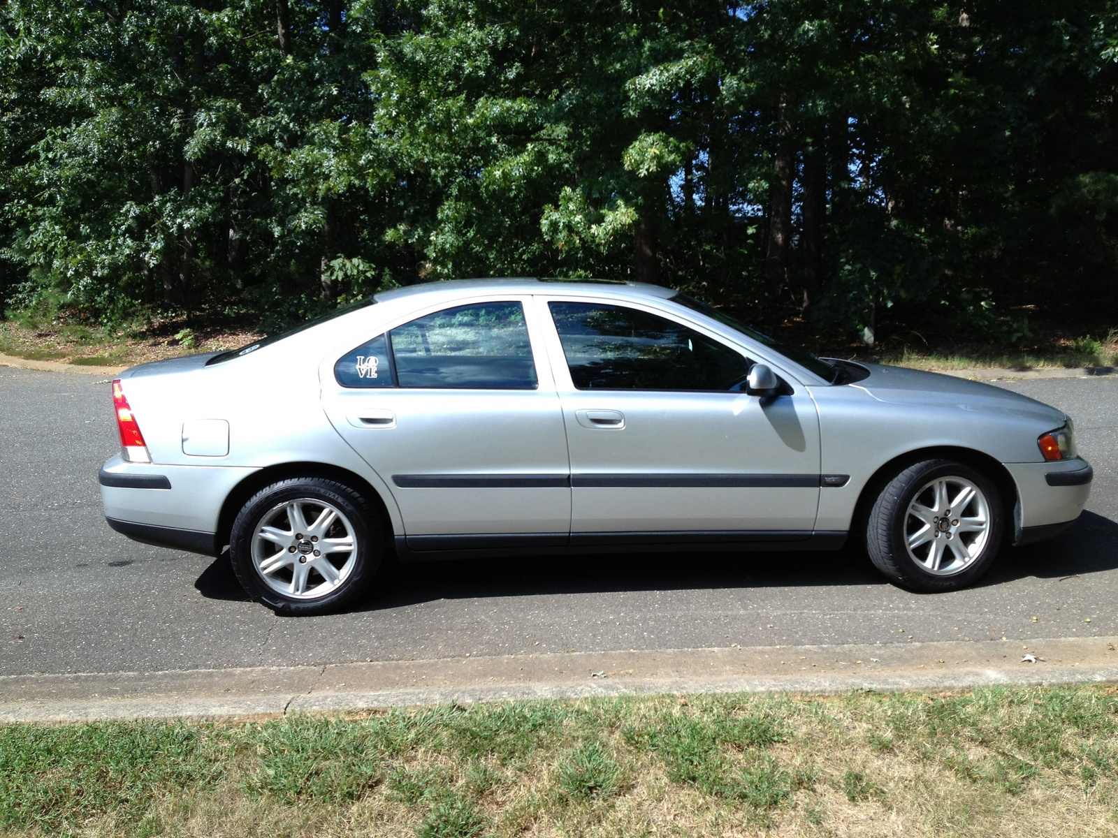 2002 Volvo S60 R Related Infomation Specifications