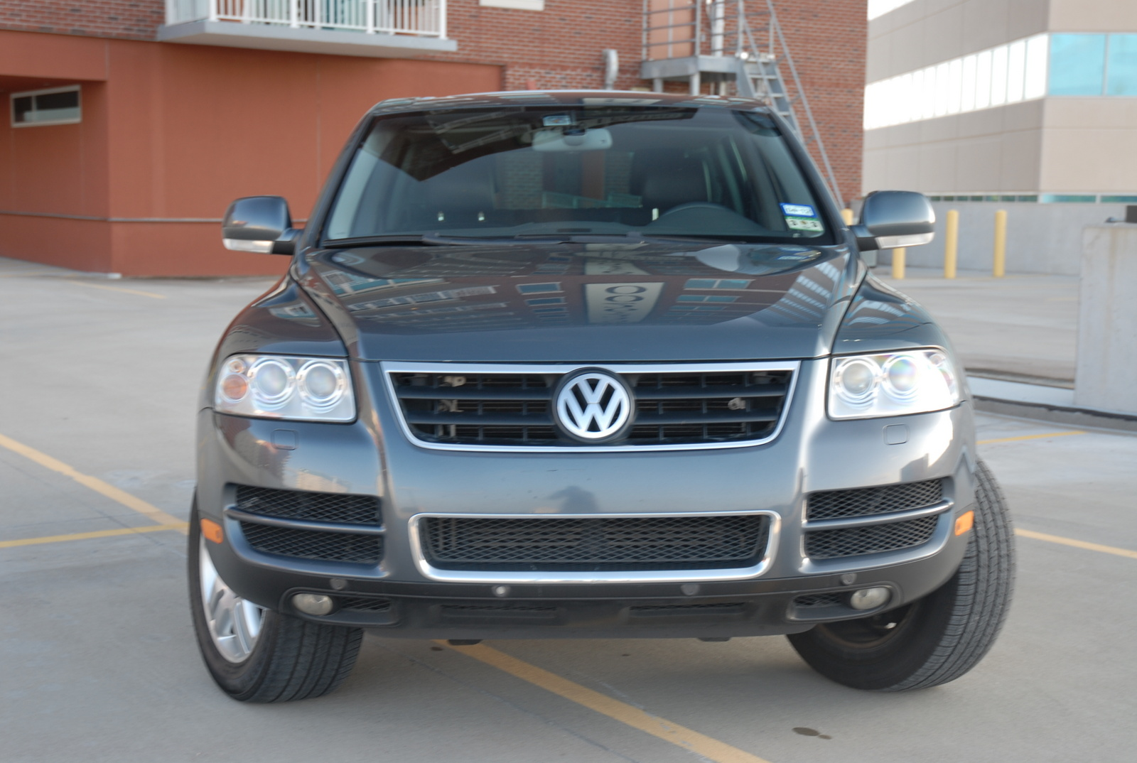 2004 Volkswagen Touareg Pictures Cargurus