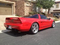 Picture of 1997 Acura NSX T RWD, exterior, gallery_worthy