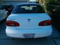 Picture of 1999 Chevrolet Prizm 4 Dr STD Sedan, exterior