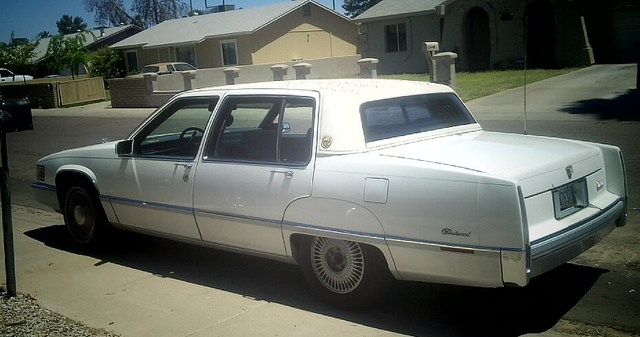 Picture of 1990 Cadillac Fleetwood Base Coupe