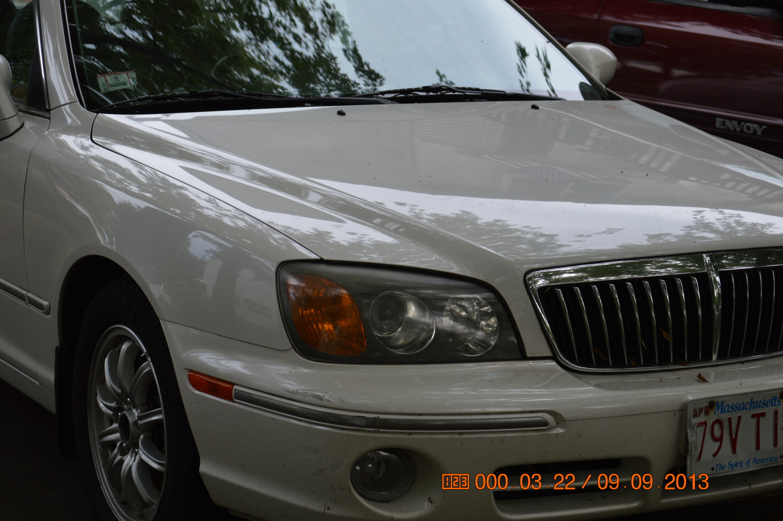 Picture of 2002 Hyundai XG350 4 Dr L Sedan