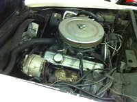 1981 Chevrolet Corvette Coupe, Picture of 1981 Chevrolet Corvette Base, engine