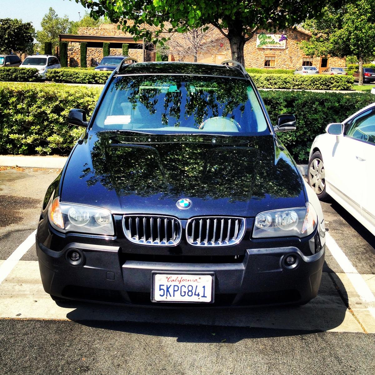 Bmw X3: 2004 BMW X3