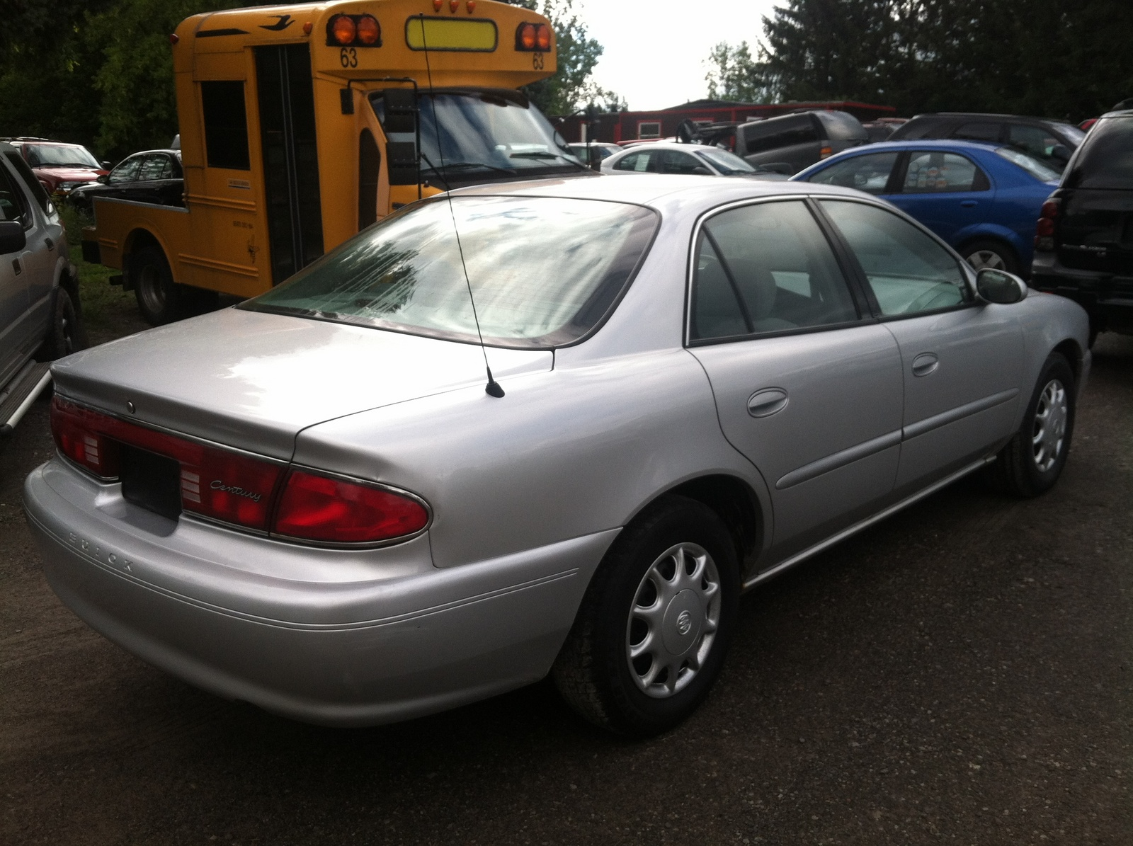 Buick Century Custom Pic on 2004 Buick Lesabre Limited Special Edition
