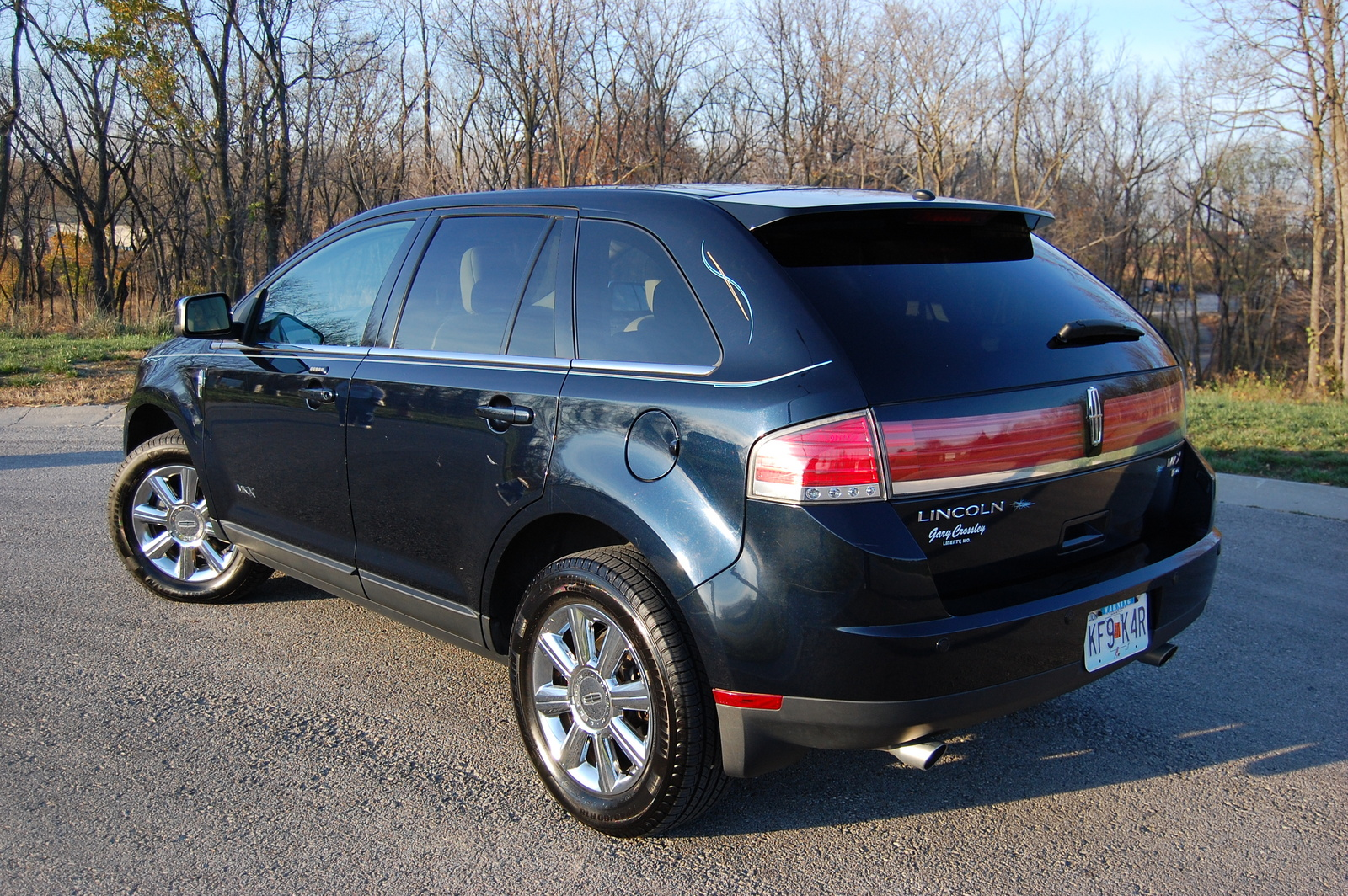 2008 Lincoln MKX - Pictures - CarGurus