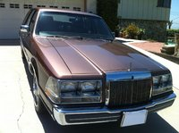 Picture of 1987 Lincoln Continental Givenchy