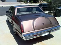 Picture of 1987 Lincoln Continental Givenchy, exterior