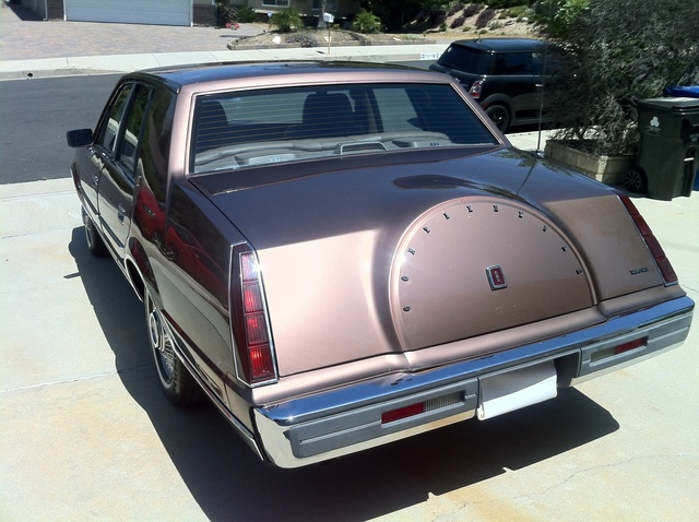 1987 Lincoln Continental - Pictures - CarGurus