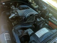 Picture of 1987 Lincoln Continental Givenchy, engine