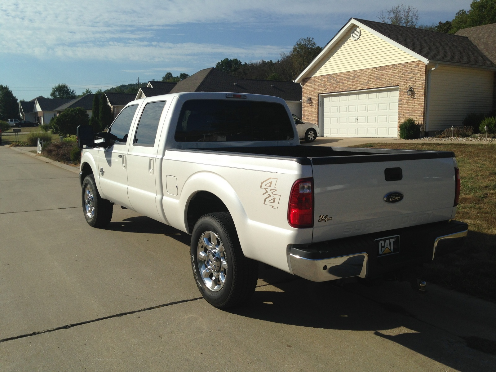 2000 Ford F350 Super Duty >> 2012 Ford F-250 Super Duty - Pictures - CarGurus