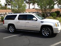 Picture of 2008 Cadillac Escalade ESV Base, exterior