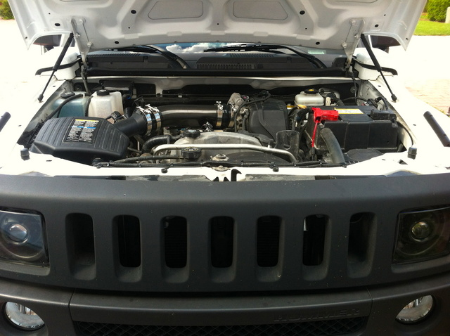 Picture of 2009 Hummer H3 Base, engine, gallery_worthy