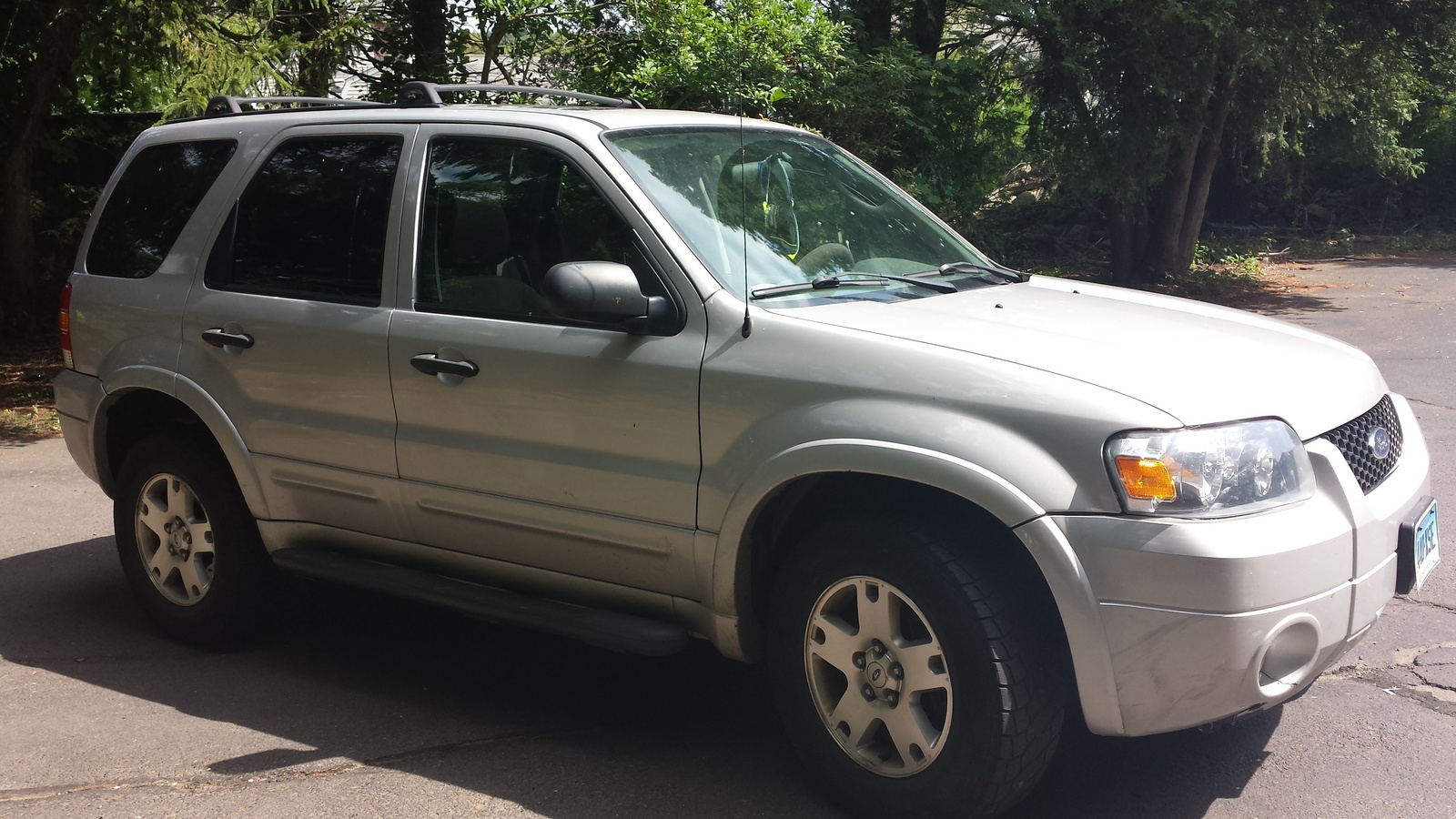 2007 Ford Escape Xlt Safety Rating