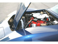 Picture of 1972 Chevrolet Corvette Coupe, engine