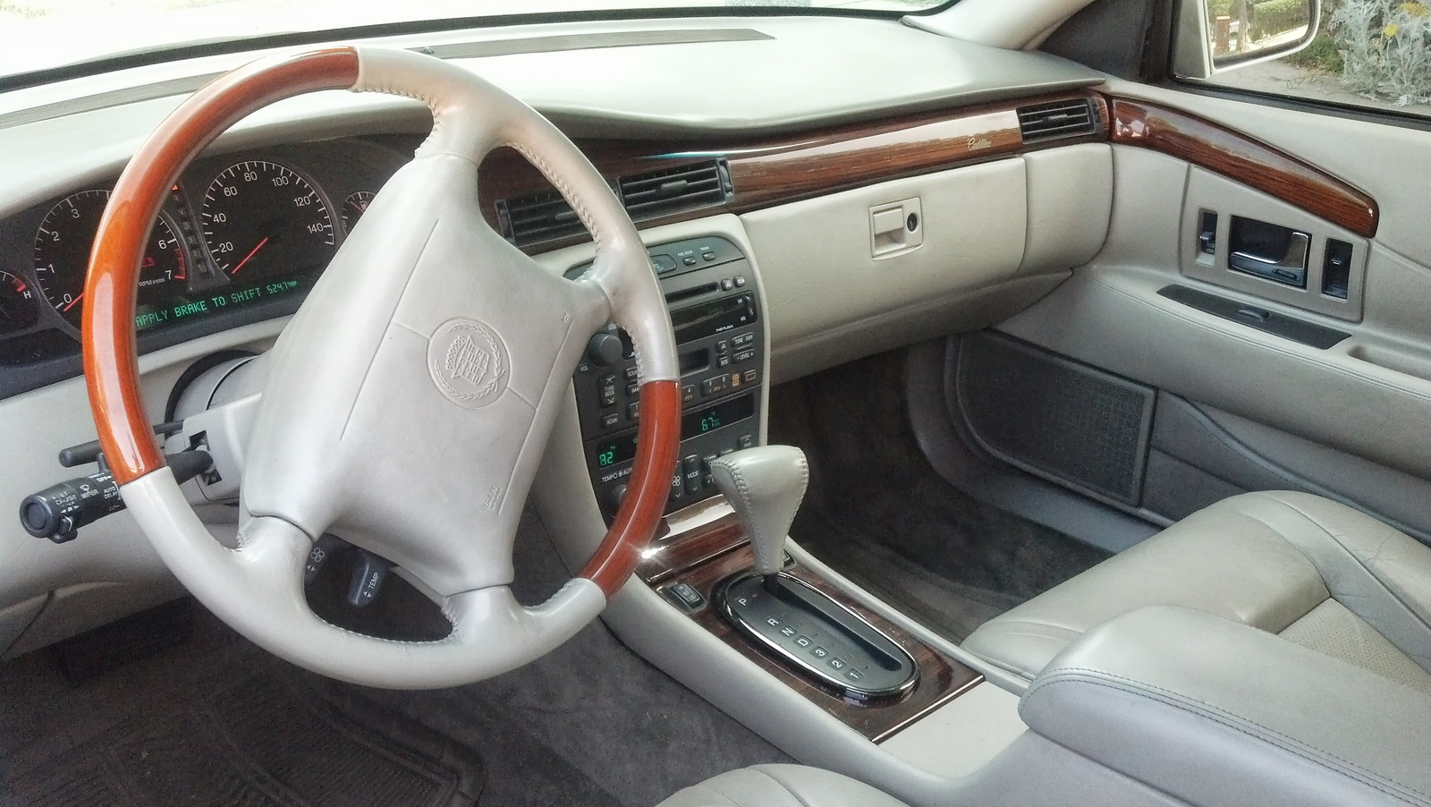 Picture of 2001 Cadillac Eldorado ETC Coupe, interior