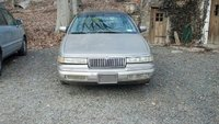 1994 Mercury Grand Marquis 4 Dr LS Sedan picture, exterior