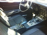 Picture of 1969 Chevrolet Corvette Coupe, interior
