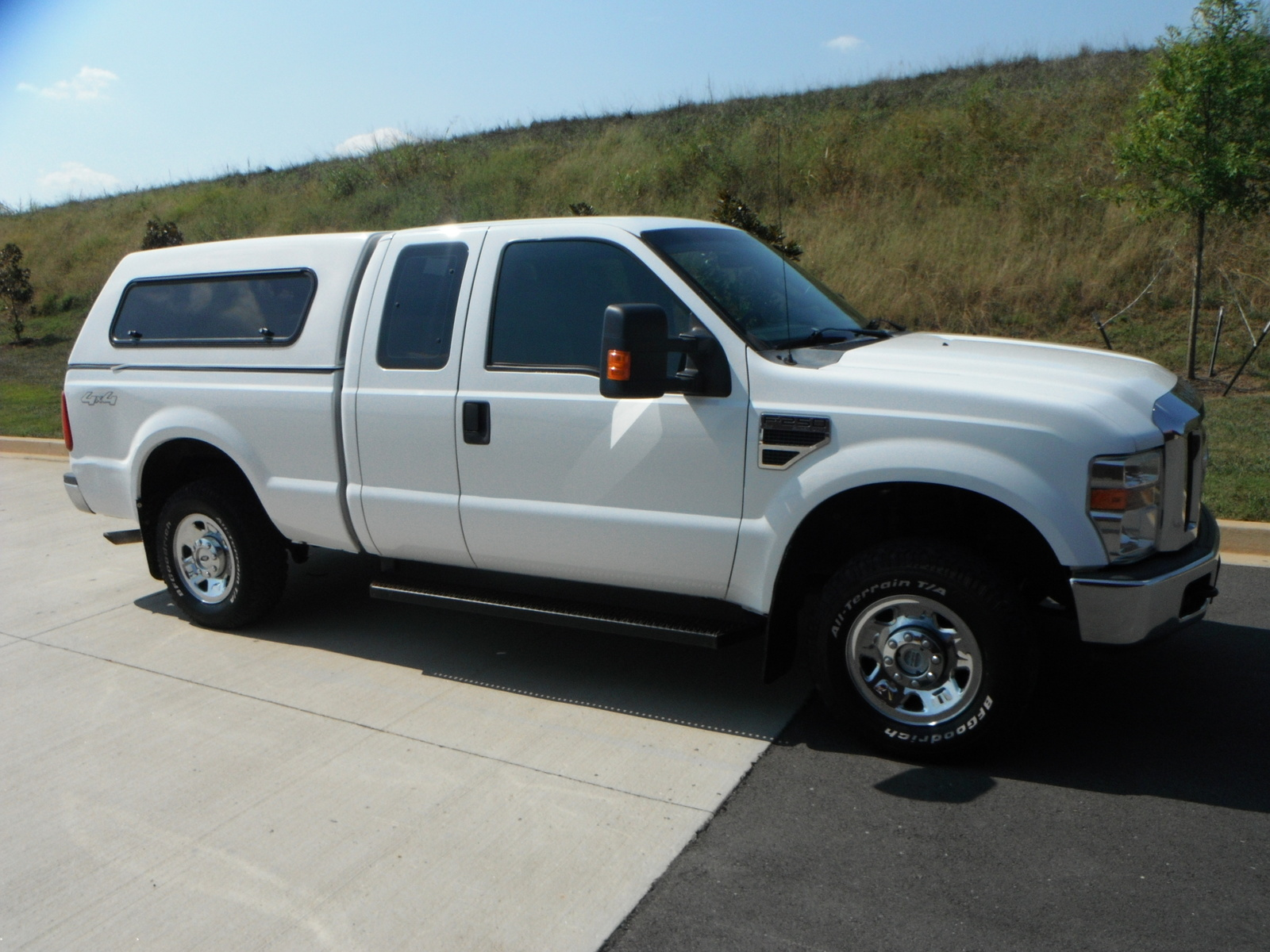 2008 ford f250 super duty specs. Black Bedroom Furniture Sets. Home Design Ideas