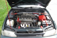 Picture of 1996 Toyota Corolla DX, engine