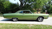 1971 Plymouth Fury III side view, exterior