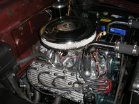 Picture of 1951 Mercury Monterey, engine