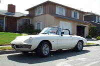1967 Alfa Romeo Spider Picture Gallery