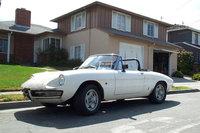 1967 Alfa Romeo Spider Overview