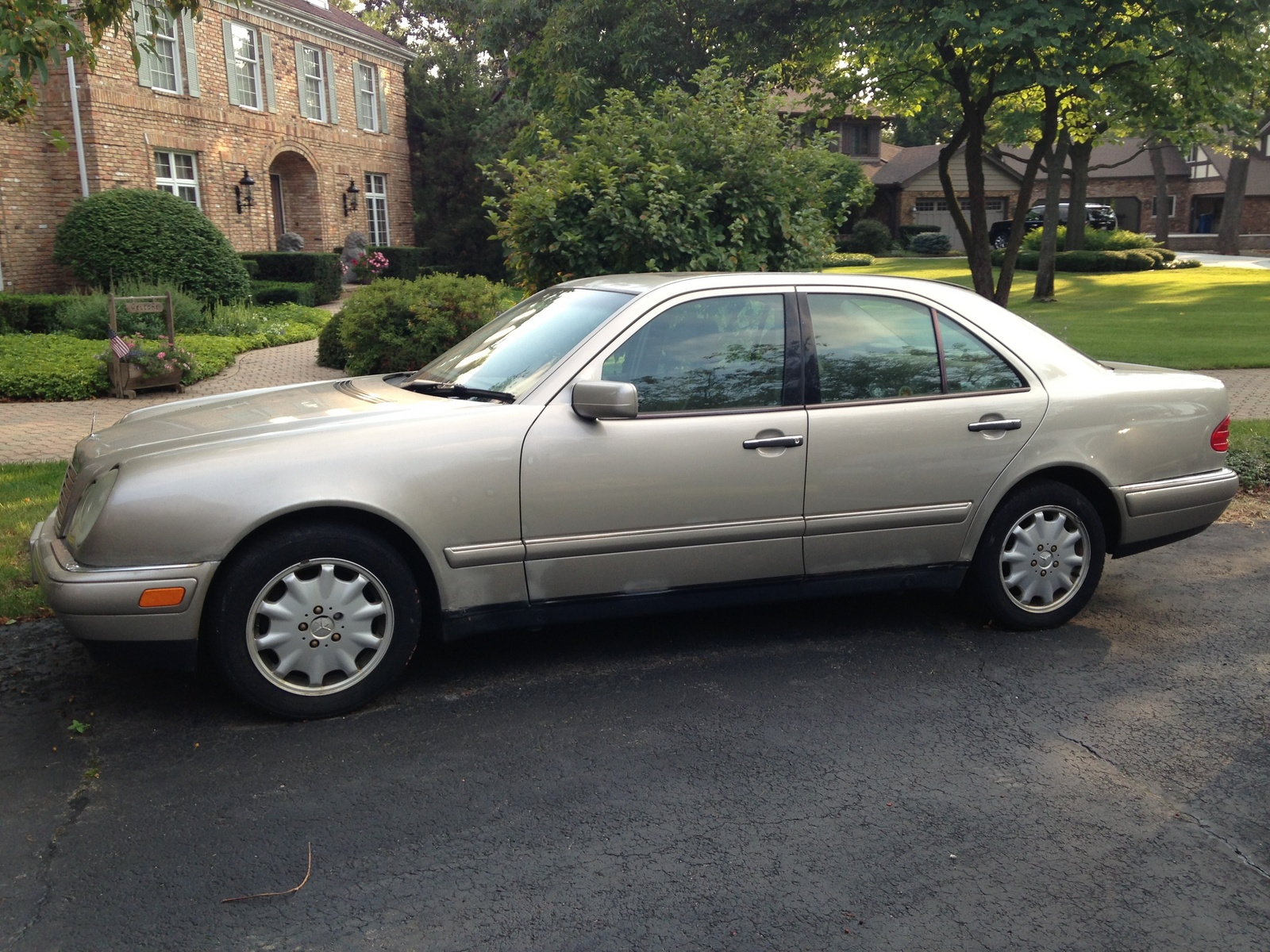Used mercedes benz e class for sale chicago il cargurus for 1999 mercedes benz e300 turbo diesel for sale