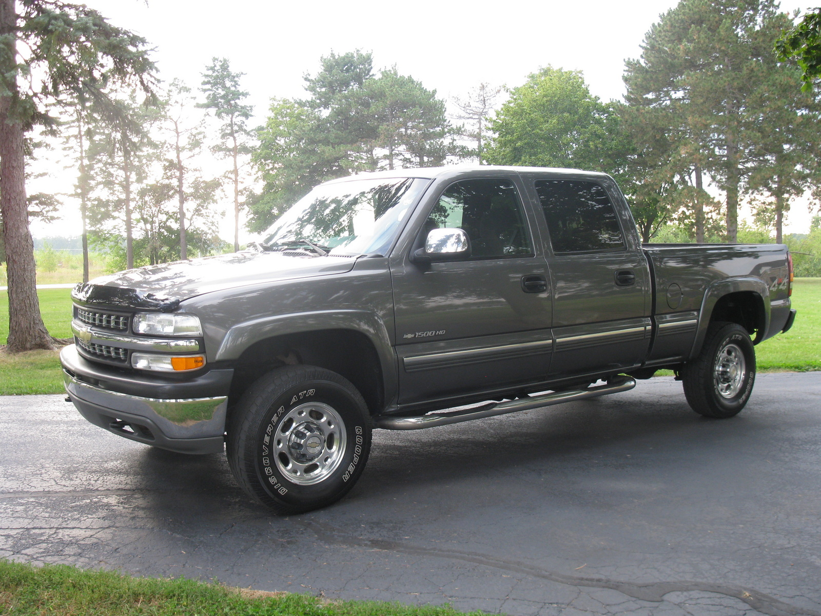 Picture of 2002 Chevrolet Silverado 1500HD LS Crew Cab Short Bed 4WD