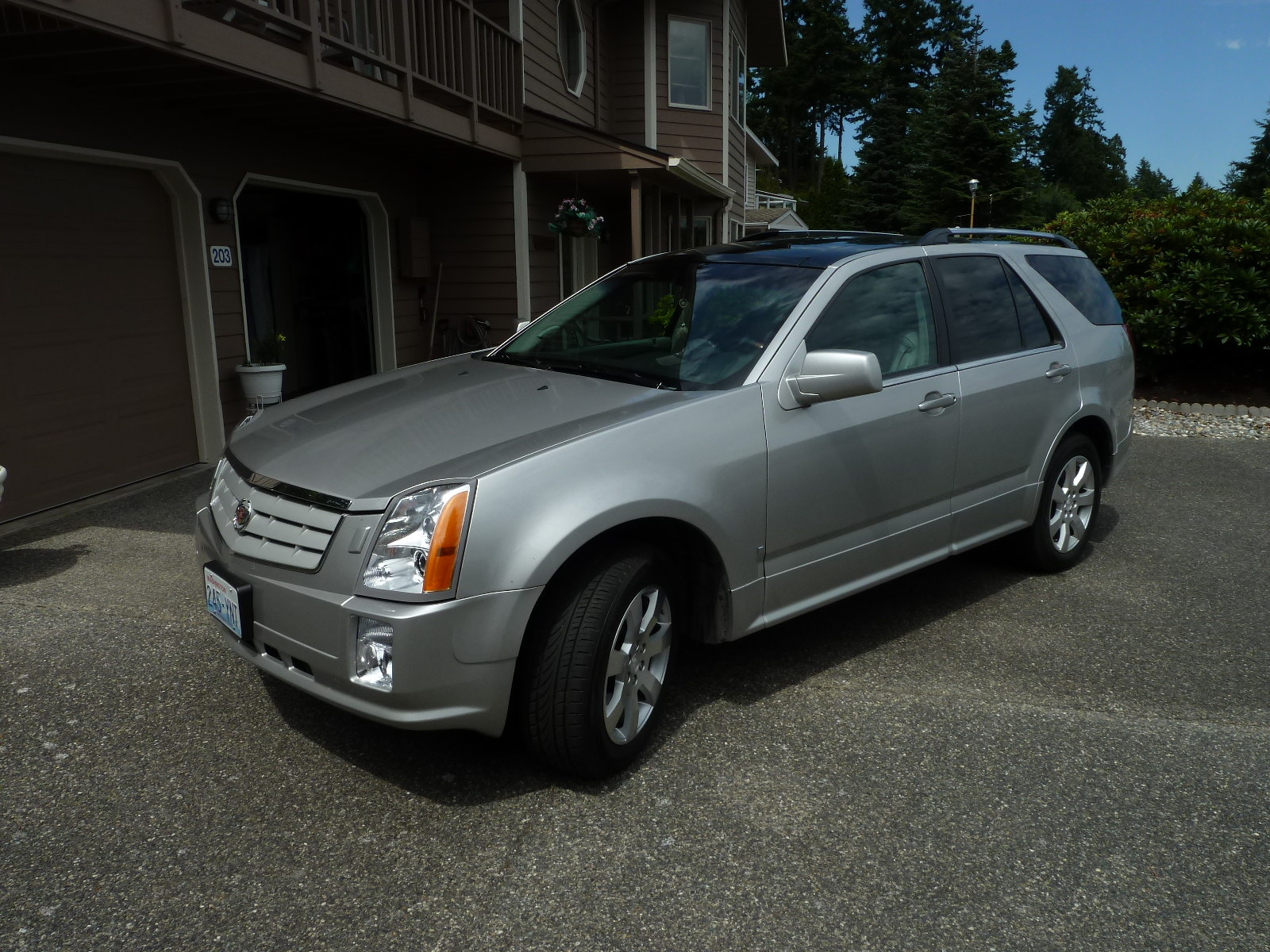 Cadillac SRX Questions - What are the major differences between the