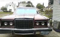 1981 Lincoln Continental Overview