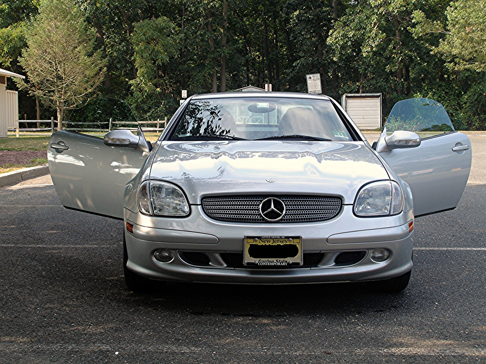 2002 Mercedes Benz Slk Class Pictures Cargurus