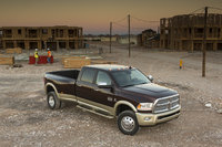 2014 Ram 3500, Front-quarter view, exterior, manufacturer, gallery_worthy