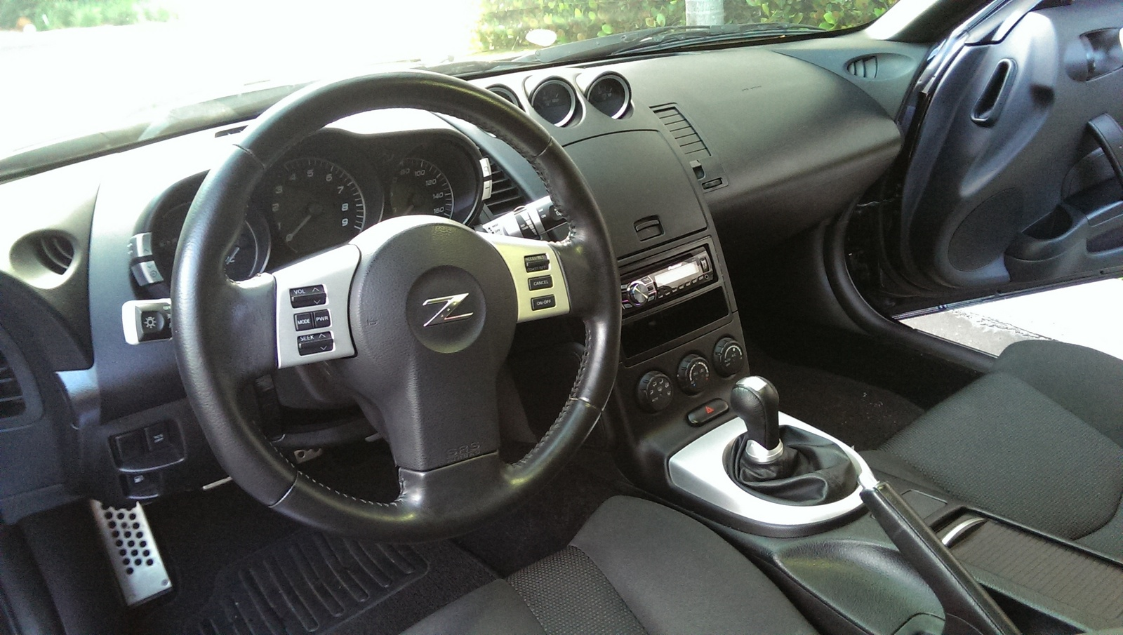 350z nismo interior the image kid has it for Interieur 350z