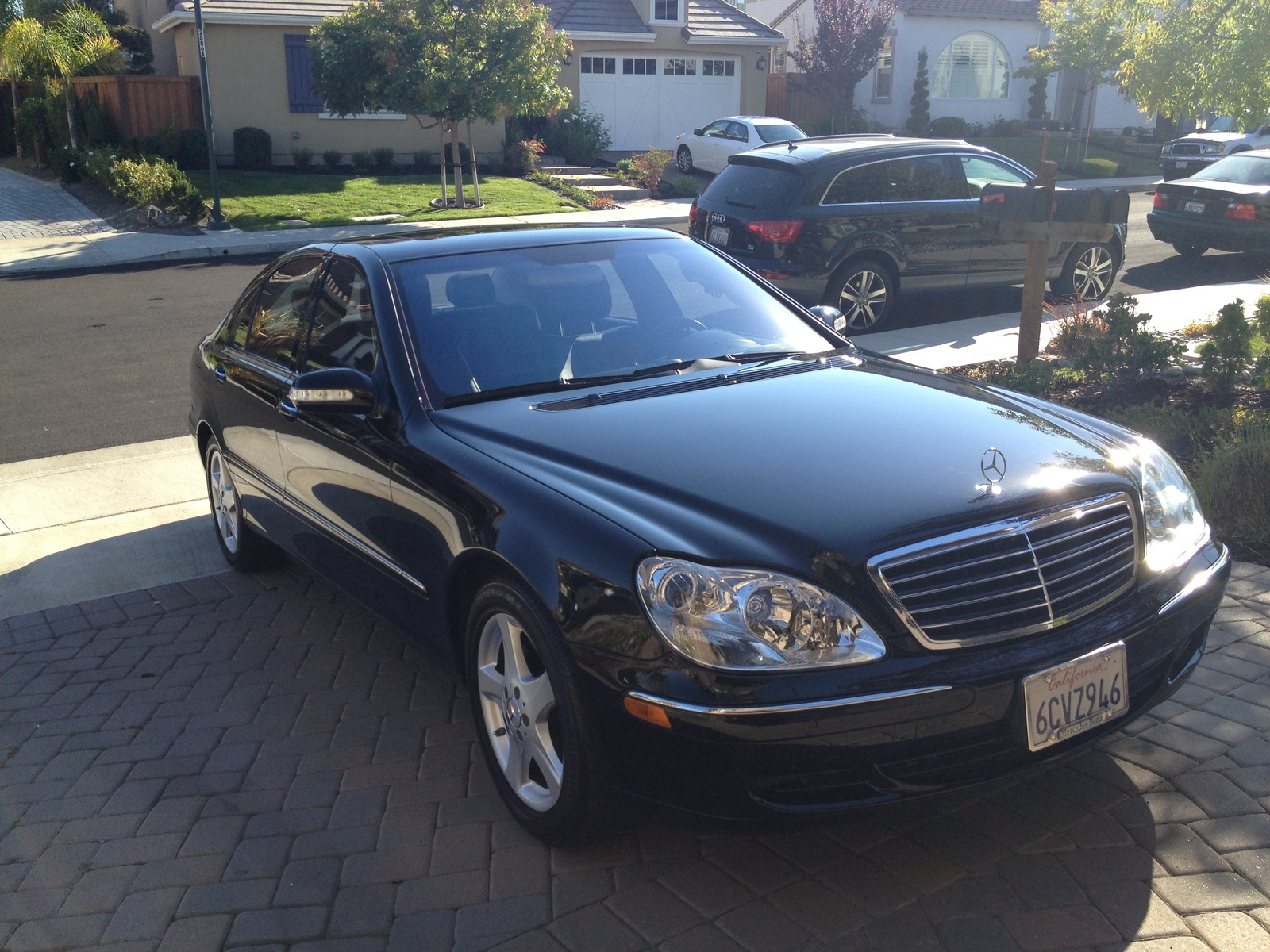 2005 mercedes benz s class pictures cargurus for 2005 mercedes benz suv