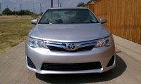 2012 Toyota Camry LE picture, exterior