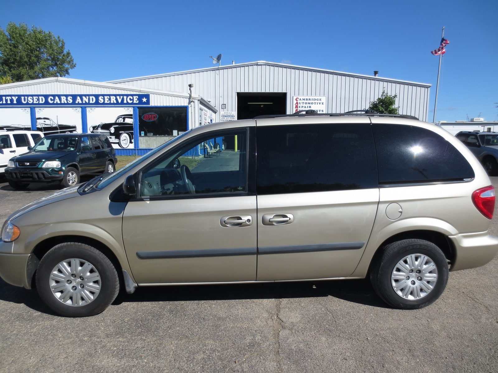 picture of 2007 chrysler town country 4 dr base exterior. Cars Review. Best American Auto & Cars Review